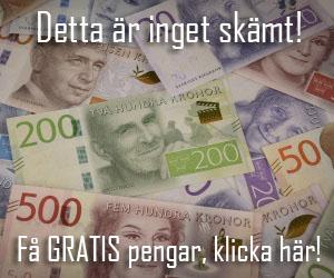 Gratis pengar